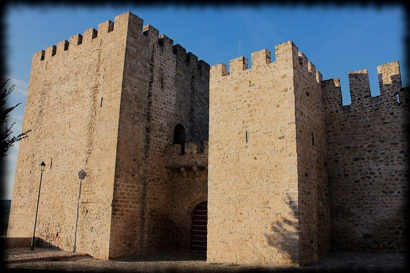 castillo de elvas alentejo