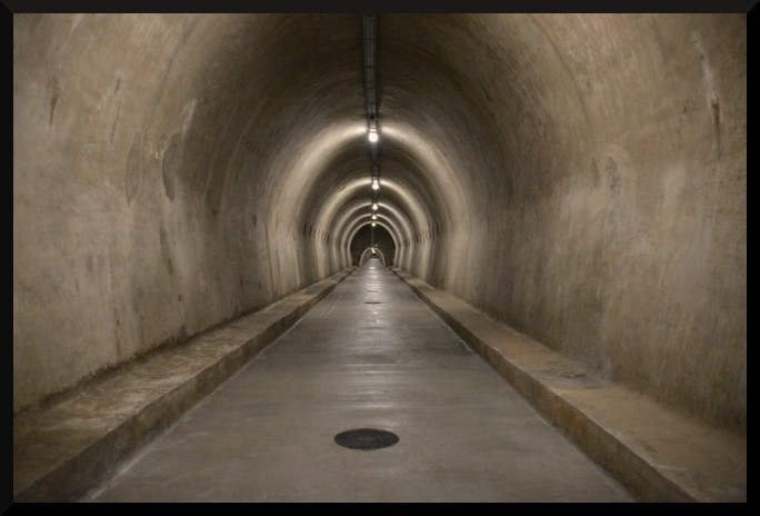 tunel gric