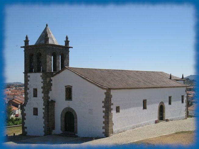 iglesia parroquial de mogadouro