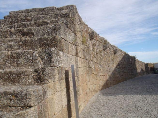 muralla transitable de miranda
