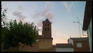 Iglesia de calzada del coto