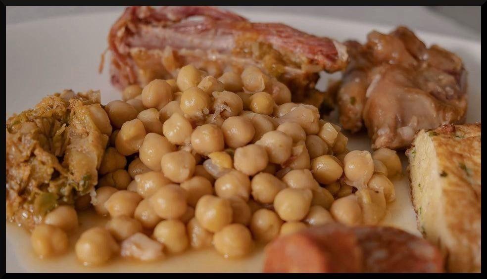 plato de cocido maragato