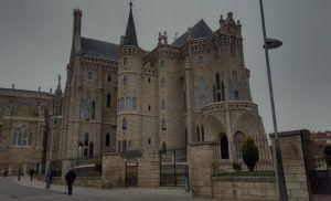palacio gaudi en astorga