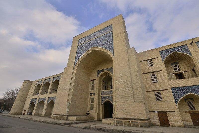 Kukeldash_Madrassah Tashkent