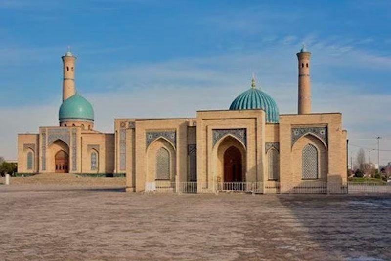 Complejo Khast Imom en tashkent