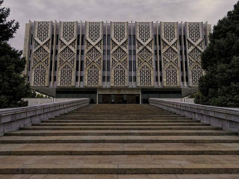 museo de historia estatal de Tashkent