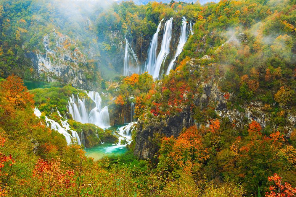 Veliki Slap, Croacia