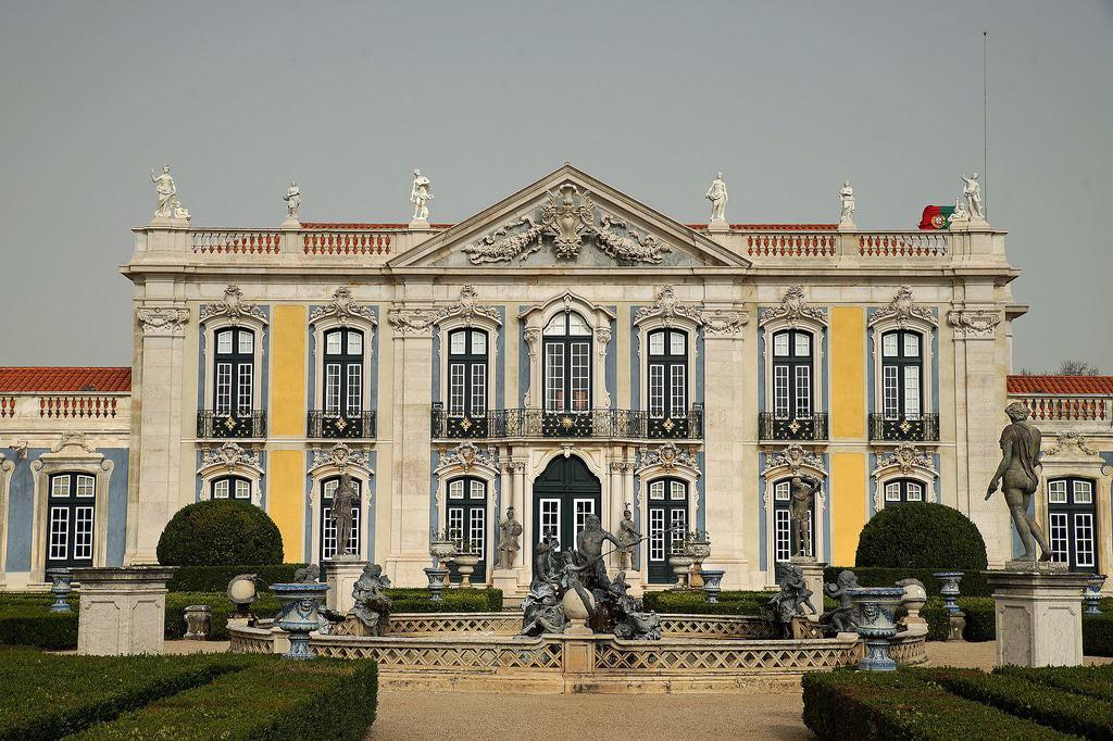 Palácio Nacional e Jardins de Queluz