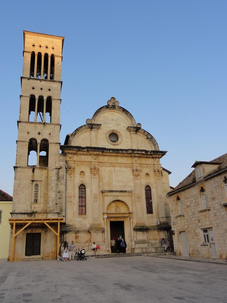 Catedral de San Esteban, Hvar