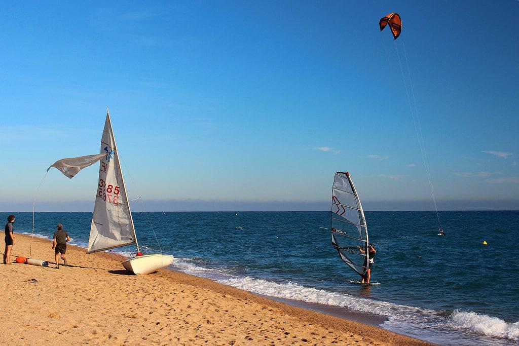 Playa - Malgrat de Mar