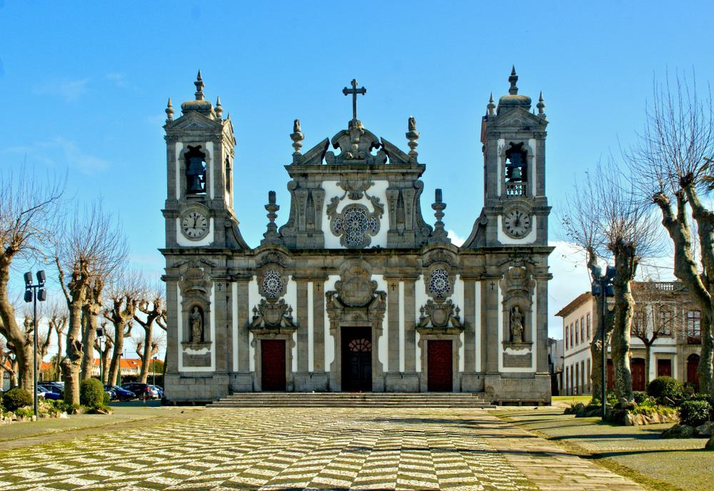 Iglesia Bom Jesus de Matosinhos