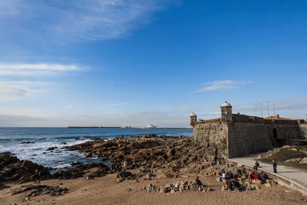 Fortalezas marinas