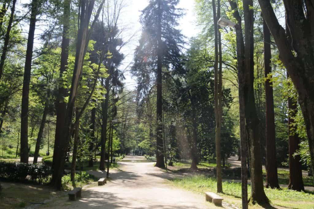 Parque das Termas de Vizela