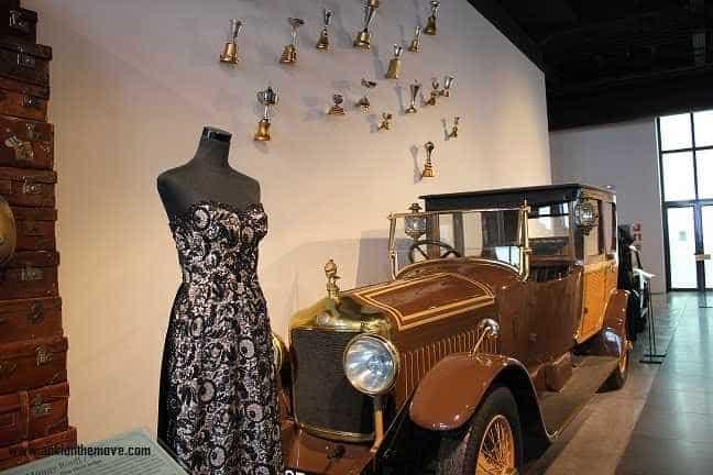 Museo del Automóvil y la Moda