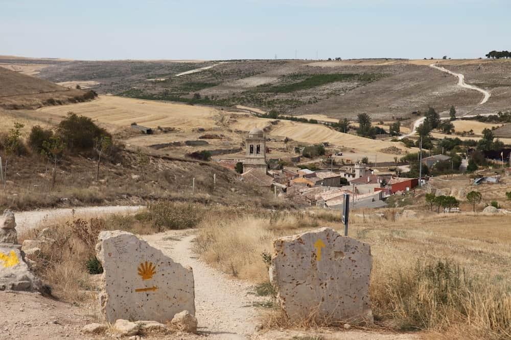 Camino de Santiago - Burgos a León