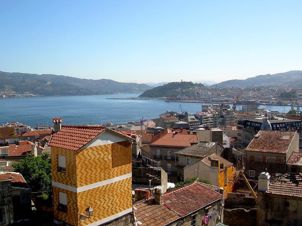 Casco Vello, Vigo