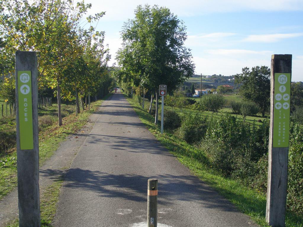 Vía Verde de La Camocha