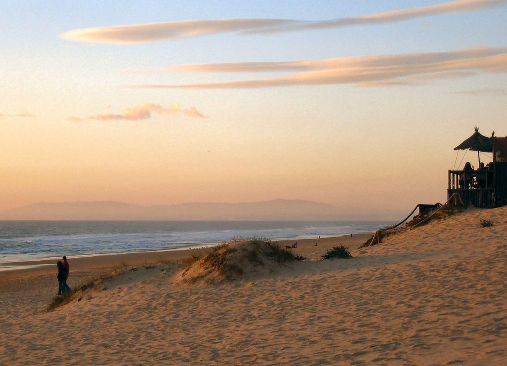 Praia Fonte da Telha
