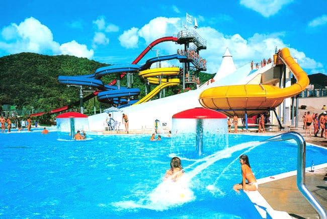 Parque acuático Aquavelis