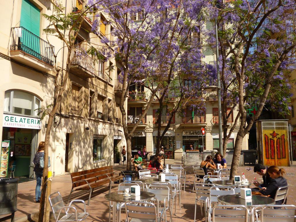 Barrio de Gràcia