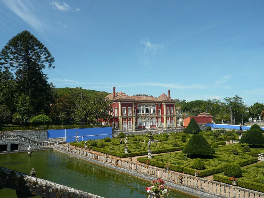 Palacio de los Marqueses de Fronteira