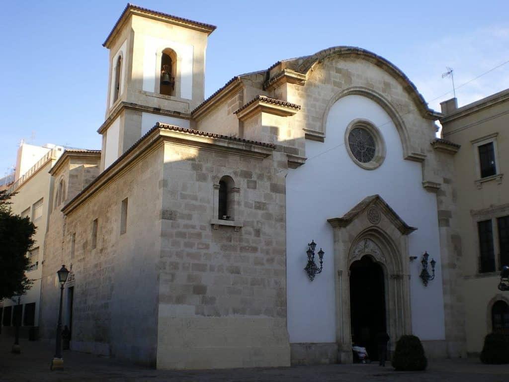 Santuario de la Virgen del Mar