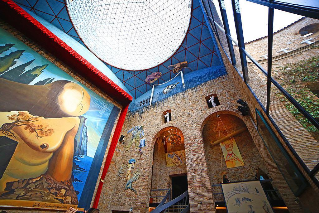 Teatro-Museo Salvador Dalí