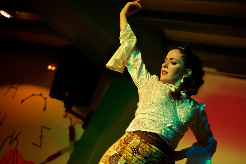 Tablaos flamencos