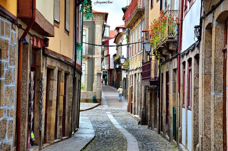 Guimarães histórico