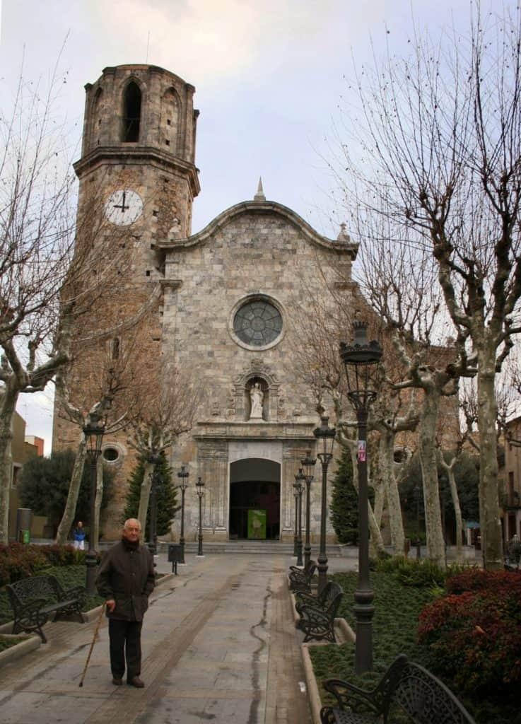Iglesia de Sant Nicolau