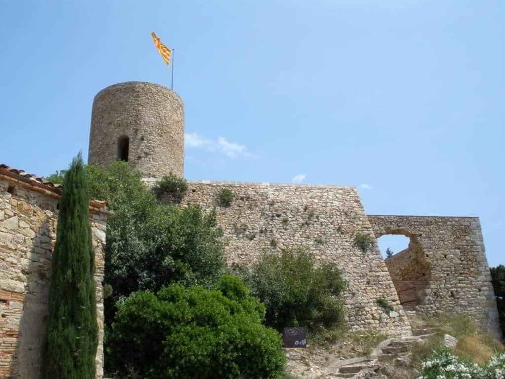 Castell de Sant Joan de Blanes