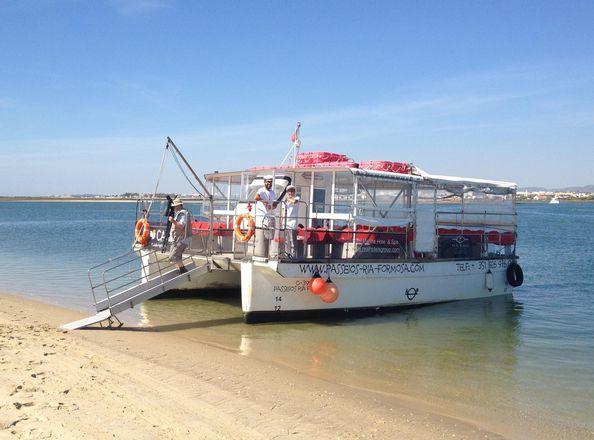 Crucero Ria Formosa