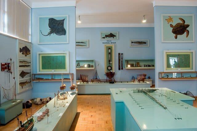 Museu Marítimo Almirante Ramalho Ortigão