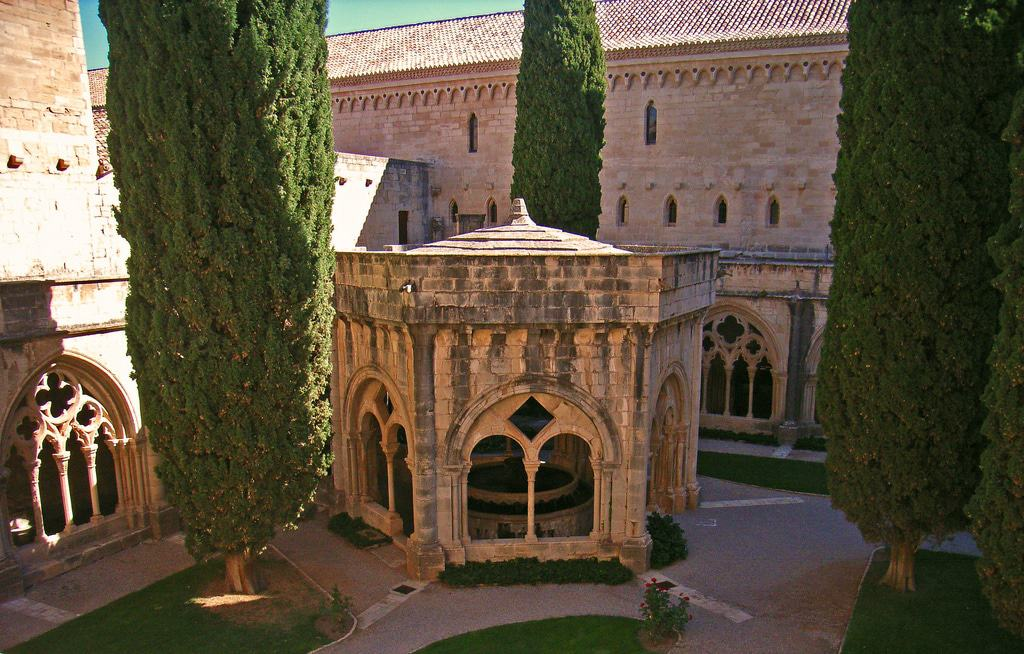 Monasterio de El Poblet
