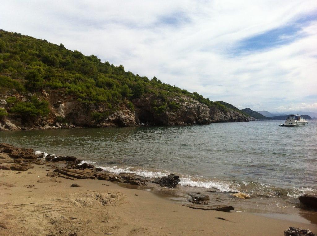 Playa Sunj, Lopud