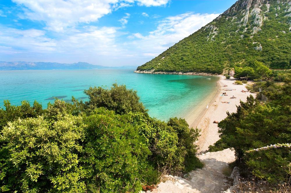 Playa Divna, Dalmacia