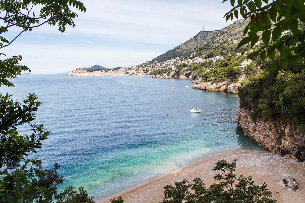 Playa Sveti Jakov, Dubrovnik
