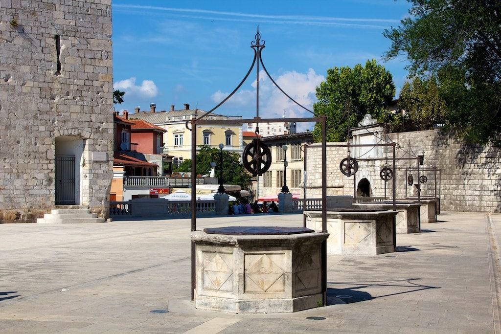 Plaza de los Cinco Pozos