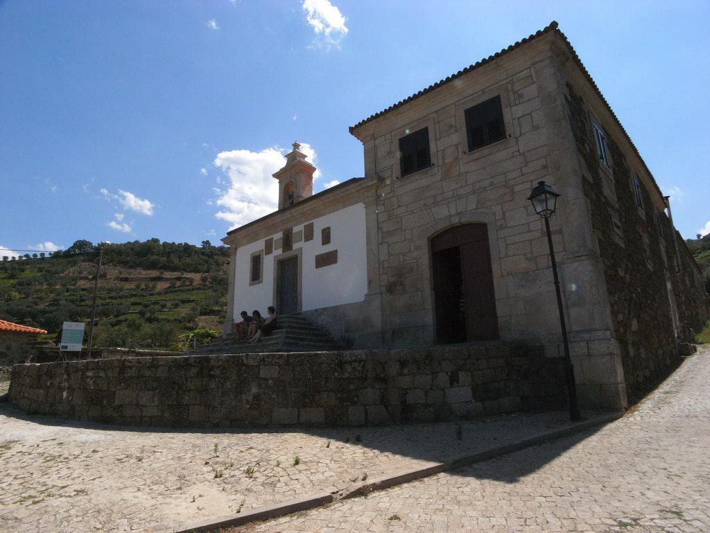 Capela De Sao Pedro De Balsemão