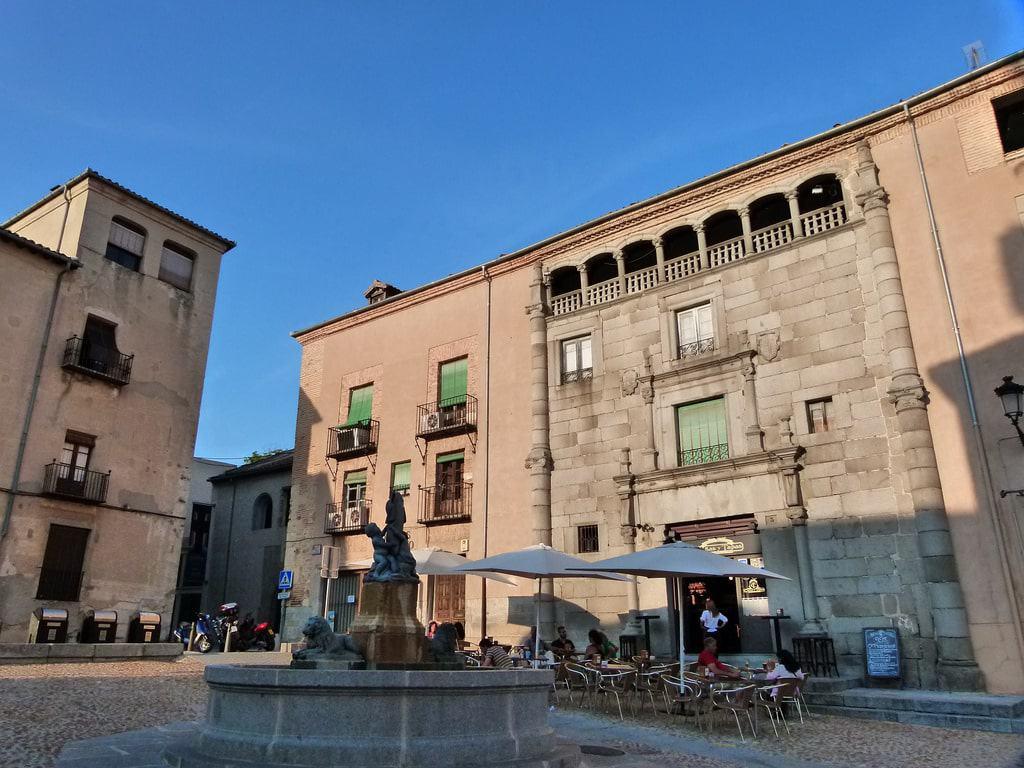 Plaza Medina del Campo, Segovia