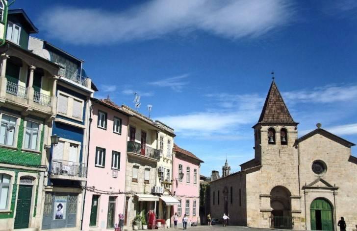calles de chaves portugal